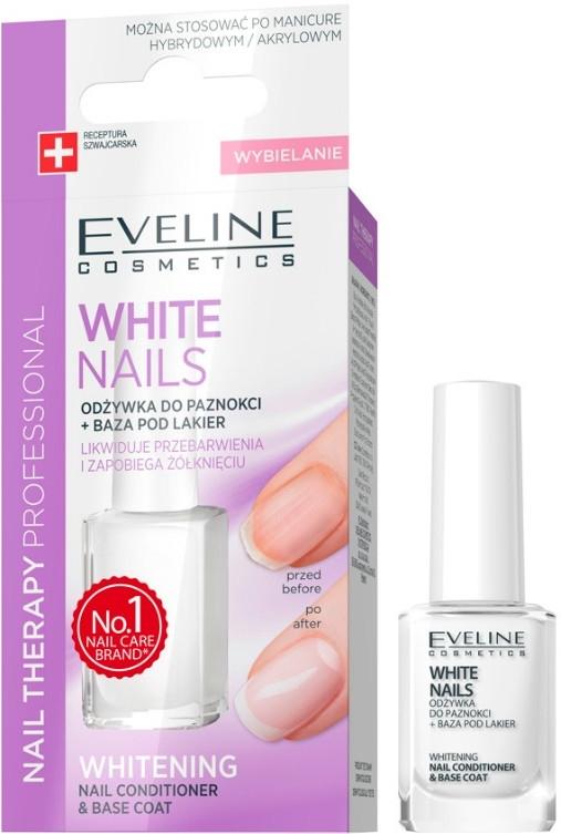 Nagelweißer - Eveline Cosmetics Nail Therapy Professional  — Bild N1