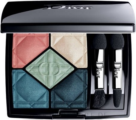 Lidschattenpalette - Dior 5 Couleurs Eyeshadow Palette — Bild 357 - Electrify
