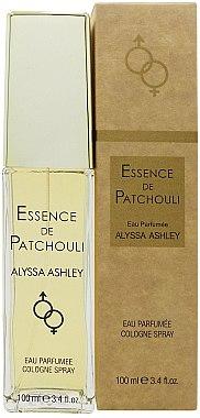 Alyssa Ashley Essence de Patchouli - Eau de Cologne — Bild N1