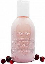 Düfte, Parfümerie und Kosmetik Regenerierende Haarspülung mit Hyaluronsäure für geschädigtes Haar - Uoga Uoga Hyaluronic Acid Damaged Hair Balm
