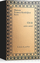 Düfte, Parfümerie und Kosmetik Maison Francis Kurkdjian Oud Satin Mood Extrait - Extrait de Parfum