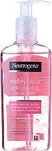 Düfte, Parfümerie und Kosmetik Gesichtsreinigungsgel mit pink Grapefruit - Neutrogena Visibly Clear Pink Grapefruit Facial Wash