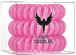 Düfte, Parfümerie und Kosmetik Haargummis 3 St. - HH Simonsen Hair Cuddles Pink