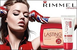 Kompaktpuder für Gesicht - Rimmel Lasting Finish — Bild N4