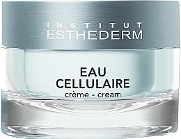 Düfte, Parfümerie und Kosmetik Feuchtigkeitsspendende Hals- und Gesichtscreme mit Ceramide - Institut Esthederm Eau Cellulaire Cream