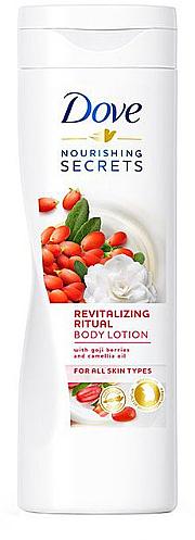Körperpflegeset - Dove Relaxing Care (Duschgel 250ml + Körperlotion 250ml) — Bild N3