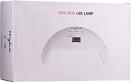 Düfte, Parfümerie und Kosmetik LED-Lampe für Nageldesign 18W/36W - MylaQ