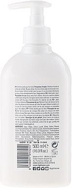 Flüssige Handseife Milchprotein und Zimt-Extrakt - Byphasse Liquid Cream Hand Wash Milk Protein And Cinnamon Extract — Bild N2