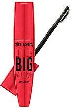 Düfte, Parfümerie und Kosmetik Wimperntusche - Miss Sporty Little Big Volume Mascara