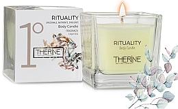 Düfte, Parfümerie und Kosmetik Duftkerze für Körpermassage - Therine Rituality Body Candle