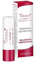Düfte, Parfümerie und Kosmetik Schützender Lippenbalsam - Farmapol Tisane Classic Lip Balm