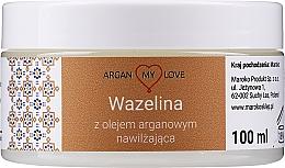 Düfte, Parfümerie und Kosmetik Vaseline für Gesicht und Körper mit Argan - Argan My Love
