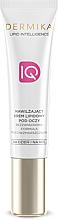 Feuchtigkeitsspendende Anti-Falten Creme für die Augenpartie mit Lipiden - Dermika Lipid Intelligence — Bild N1