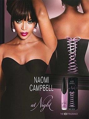 Naomi Campbell At Night - Parfümiertes Körperspray  — Bild N2