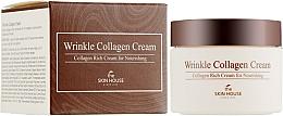 Düfte, Parfümerie und Kosmetik Anti-Falten Gesichtscreme mit Kollagen - The Skin House Wrinkle Collagen Cream