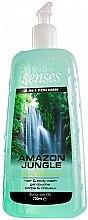 2-in-1 Shampoo & Duschgel für Männer - Avon Senses Amazon Jungle Hair And Body Wash — Bild N3