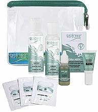 Düfte, Parfümerie und Kosmetik Gesichtspflegeset - Repechage Hydra Medic Travel Collection (Gesichtsgel 59ml + Gesichtslotion 59ml + Creme 7ml + Serum 15ml + Lotion 7.5ml + Maske 3 St.)