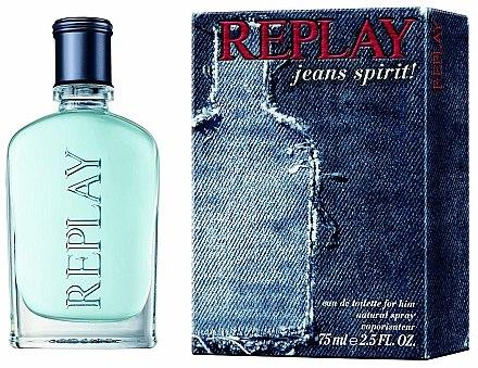 Replay Jeans Spirit! For Him - Eau de Toilette — Bild N3