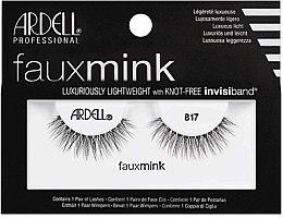 Düfte, Parfümerie und Kosmetik Künstliche Wimpern - Ardell Faux Mink Luxuriously Lightweight 817