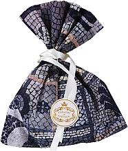 Düfte, Parfümerie und Kosmetik Duftsäckchen mit Seife grau-schwarz Veilchen - Essencias De Portugal Tradition Charm Air