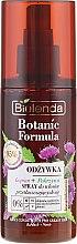 Düfte, Parfümerie und Kosmetik Haarspülung Spray mit Klette und Brennnessel für fettiges Haar - Bielenda Botanic Formula Burdock & Nettle Spray Conditioner
