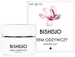 Düfte, Parfümerie und Kosmetik Regenerierende Gesichtscreme - Bishojo