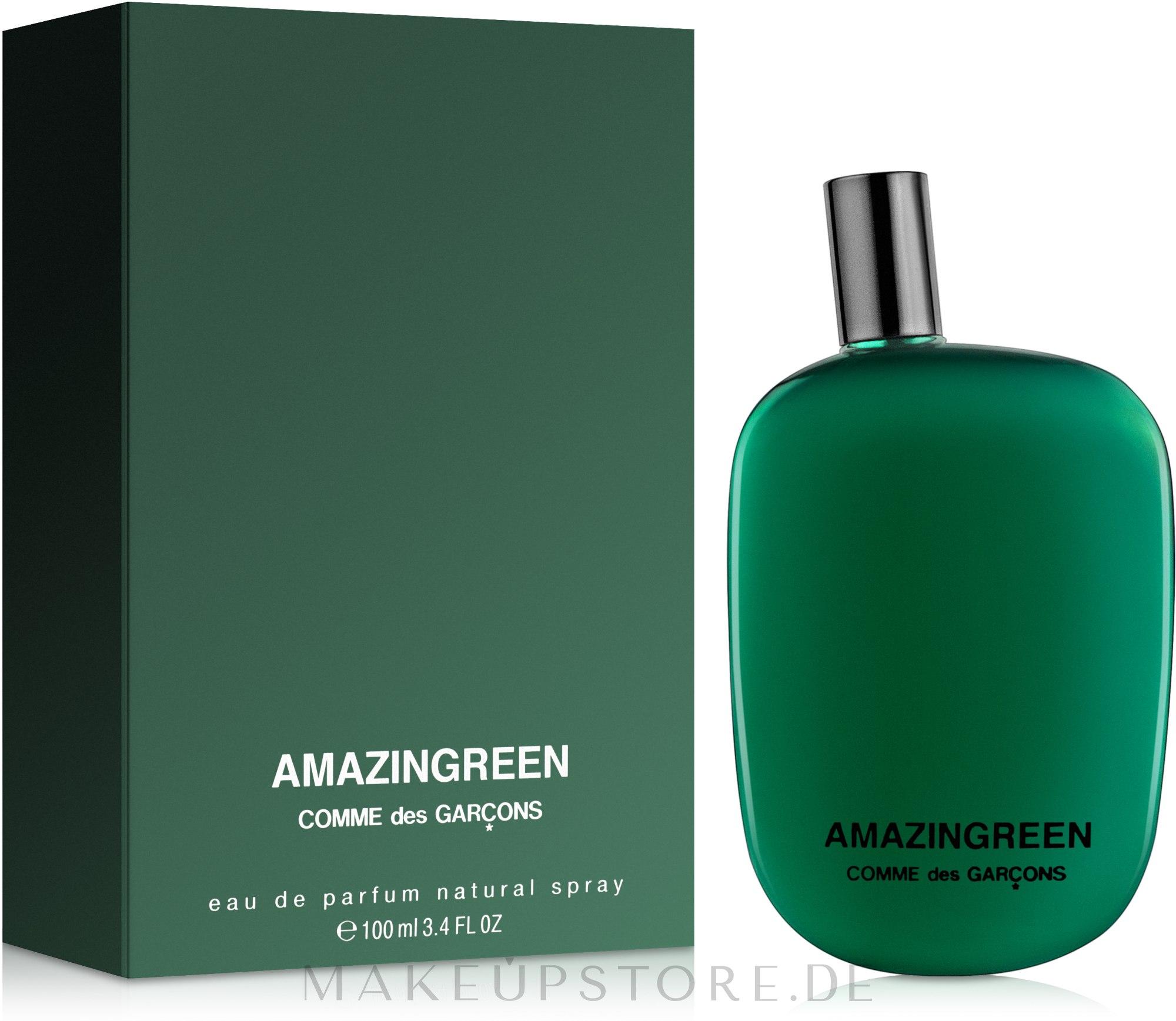 Comme des Garcons Amazingreen - Eau de Parfum — Bild 100 ml