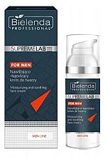 Düfte, Parfümerie und Kosmetik Feuchtigkeitsspendende und beruhigende Gesichtscreme für Männer - Bielenda Professional SupremeLab For Men