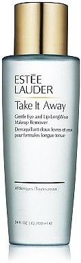 Augen- und Lippen-Make-up Entferner - Estee Lauder Take It Away Long Wear Remover 100ml — Bild N1