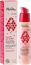 Düfte, Parfümerie und Kosmetik Gesichtsserum - Melvita Pulpe De Rose Sorbet Serum
