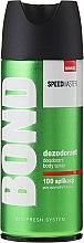Deospray - Bond Speedmaster Deo Spray — Bild N1