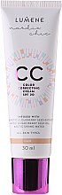 Düfte, Parfümerie und Kosmetik CC Creme - Lumene CC Color Correcting Cream SPF20