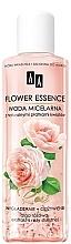 Düfte, Parfümerie und Kosmetik Glättendes und pflegendes Mizellenwasser für das Gesicht mit Rose - AA Flower Essence Micellar Water
