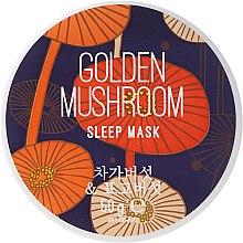 Düfte, Parfümerie und Kosmetik Koreanische Gesichtsmaske mit Shiitake-Pilze-Extrakt - Avon Korean Beauty Golden Mushroom Sleep Mask