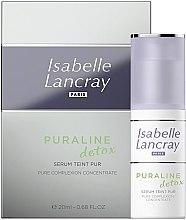 Gesichtskonzentrat zur Behandlung der unreinen Haut - Isabelle Lancray Puraline Detox Pure Complexion Concentrate — Bild N1