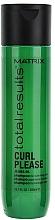 Düfte, Parfümerie und Kosmetik Pflegendes Shampoo für lockiges Haar - Matrix Total Results Curl Shampoo