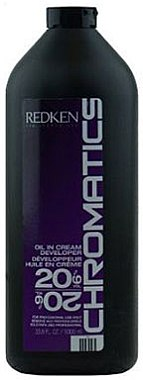 Entwicklerlotion - Redken Chromatics Developer 20 vol — Bild N1