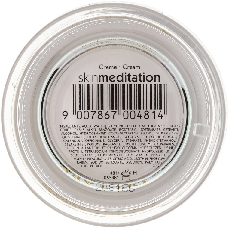 Beruhigende und ausgleichende Gesichtscreme - Declare Skin Meditation Soothing & Balancing Cream — Bild N3