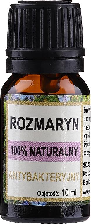 Natürliches ätherisches Öl mit Rosmarin - Biomika Rosemary Oil — Bild N1
