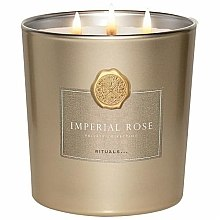 Duftkerze Imperial Rose - Rituals Private Collection Imperial Rose Scented Candle — Bild N2