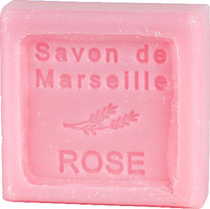 Marseiller Seife Rose - Le Chatelard 1802 Soap Savon De Marseille Rose — Bild N1