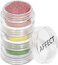 Lidschatten-Set - Affect Cosmetics Charmy Pigment Loose Eyeshadow Set  — Bild N1