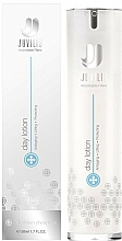Düfte, Parfümerie und Kosmetik Pflegende Tageslotion für das Gesicht - Juvilis Day Lotion