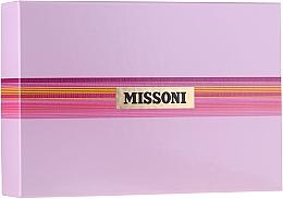 Düfte, Parfümerie und Kosmetik Missoni Missoni - Duftset (Eau de Toilette 100ml + Körperlotion 100ml + Duschgel 100ml)