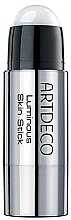 Düfte, Parfümerie und Kosmetik Highlighter Stick mit schimmerndem Finish - Artdeco Luminous Skin Stick