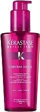Düfte, Parfümerie und Kosmetik Pflegendes Haarserum für coloriertes Haar - Kerastase Reflection Chroma Riche Fluide