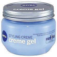 Düfte, Parfümerie und Kosmetik Creme-Gel für das Haar Flexibler Halt - Nivea Styling Cream Creme Gel