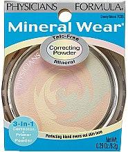 Korrigierender Mineralpuder - Physicians Formula Mineral Wear Talc-Free Mineral Correcting Powder — Bild N2
