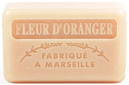 Düfte, Parfümerie und Kosmetik Handgemachte Naturseife Orangene Blume - Foufour Savonnette Marseillaise