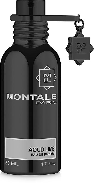 Montale Aoud Lime - Eau de Parfum — Bild N1